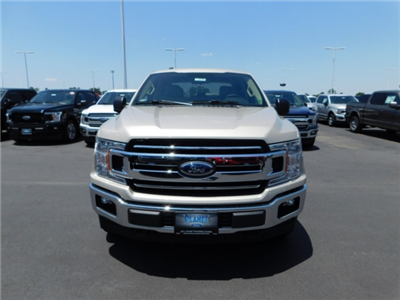 2018 F-150 SuperCrew Cab 4x4,  Pickup #J3708 - photo 3