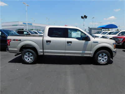 2018 F-150 SuperCrew Cab 4x4,  Pickup #J3708 - photo 4