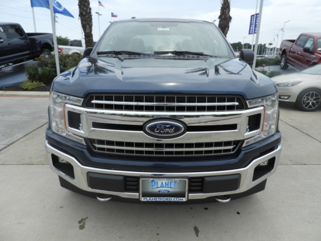 2018 F-150 SuperCrew Cab 4x4,  Pickup #J3747 - photo 3
