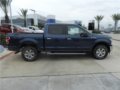 2018 F-150 SuperCrew Cab 4x4,  Pickup #J3747 - photo 4