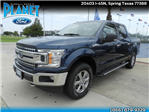 2018 F-150 SuperCrew Cab 4x4,  Pickup #J3747 - photo 1