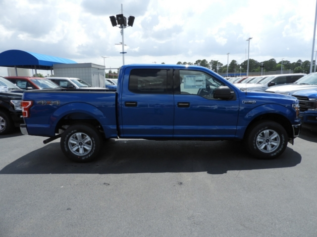 2018 F-150 SuperCrew Cab 4x4,  Pickup #J3756 - photo 4