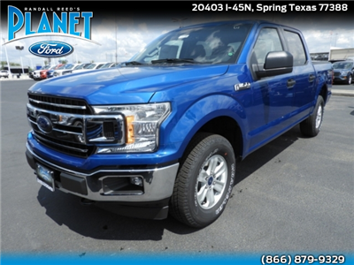 2018 F-150 SuperCrew Cab 4x4,  Pickup #J3756 - photo 1