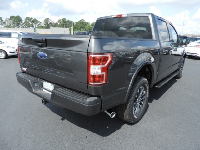 2018 F-150 SuperCrew Cab 4x4,  Pickup #J3771 - photo 2