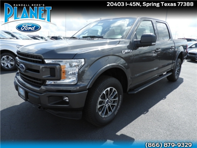 2018 F-150 SuperCrew Cab 4x4,  Pickup #J3771 - photo 1