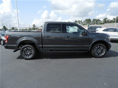 2018 F-150 SuperCrew Cab 4x4,  Pickup #J3771 - photo 4