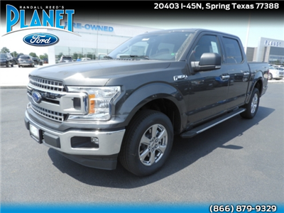 2018 F-150 SuperCrew Cab 4x2,  Pickup #J4835 - photo 1