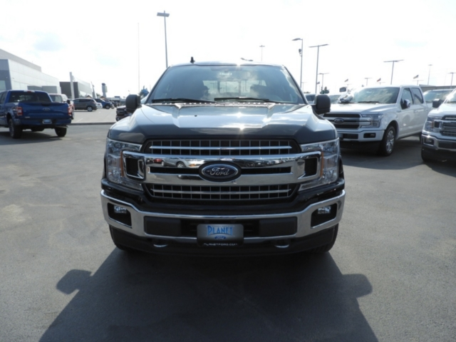 2018 F-150 SuperCrew Cab 4x4,  Pickup #J4891 - photo 3