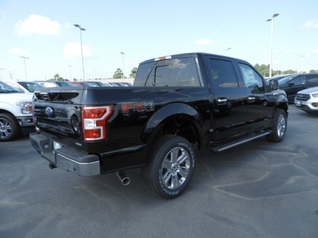 2018 F-150 SuperCrew Cab 4x4,  Pickup #J4891 - photo 2