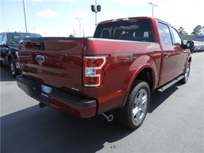 2018 F-150 SuperCrew Cab 4x4,  Pickup #J4893 - photo 2