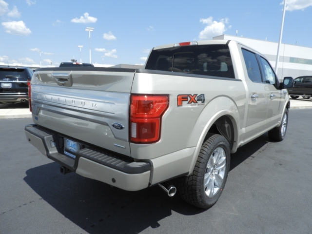 2018 F-150 SuperCrew Cab 4x4,  Pickup #J4894 - photo 2