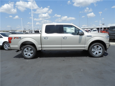 2018 F-150 SuperCrew Cab 4x4,  Pickup #J4894 - photo 4