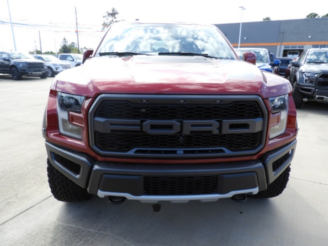 2018 F-150 SuperCrew Cab 4x4,  Pickup #J4926 - photo 3