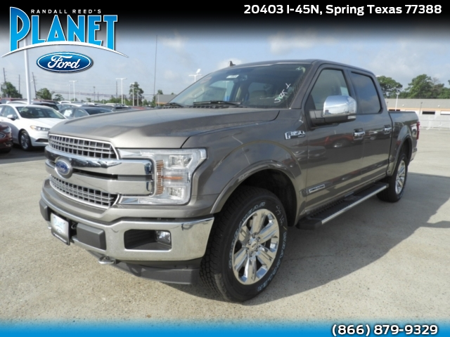 2018 F-150 SuperCrew Cab 4x4,  Pickup #J4928 - photo 1