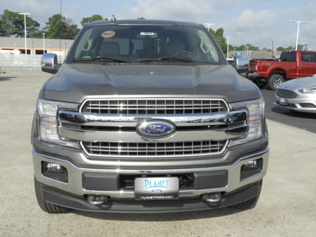 2018 F-150 SuperCrew Cab 4x4,  Pickup #J4928 - photo 3