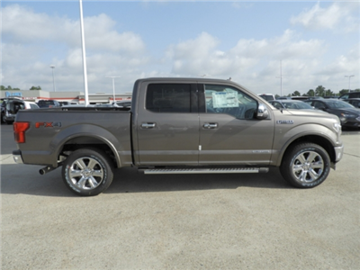 2018 F-150 SuperCrew Cab 4x4,  Pickup #J4928 - photo 4