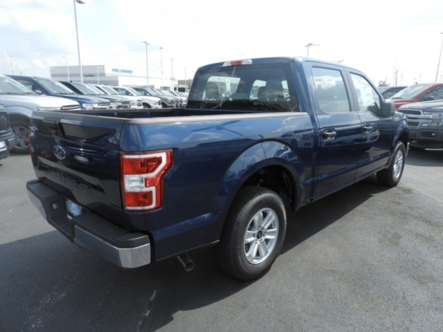 2018 F-150 SuperCrew Cab 4x2,  Pickup #J5097 - photo 2