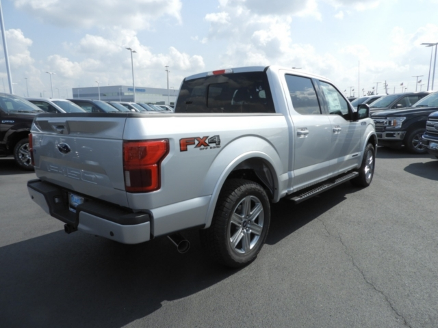 2018 F-150 SuperCrew Cab 4x4,  Pickup #J5174 - photo 2