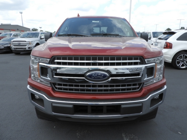 2018 F-150 SuperCrew Cab 4x2,  Pickup #J5186 - photo 3