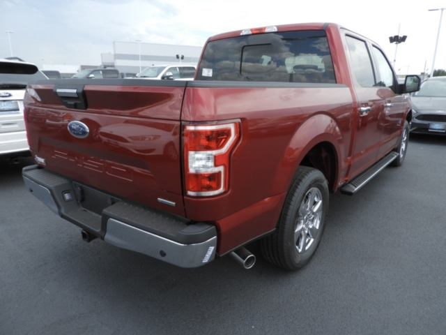 2018 F-150 SuperCrew Cab 4x2,  Pickup #J5186 - photo 2