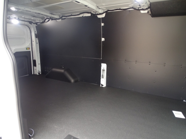2018 Transit 150 Low Roof 4x2,  Empty Cargo Van #J5431 - photo 1