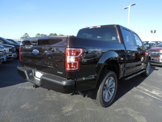 2018 F-150 SuperCrew Cab 4x4,  Pickup #J5464 - photo 2