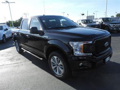 2018 F-150 SuperCrew Cab 4x4,  Pickup #J5464 - photo 3