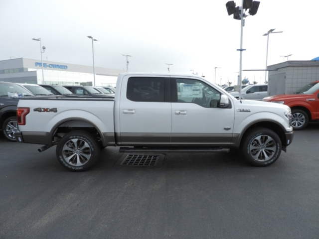 2018 F-150 SuperCrew Cab 4x4,  Pickup #J5480 - photo 4