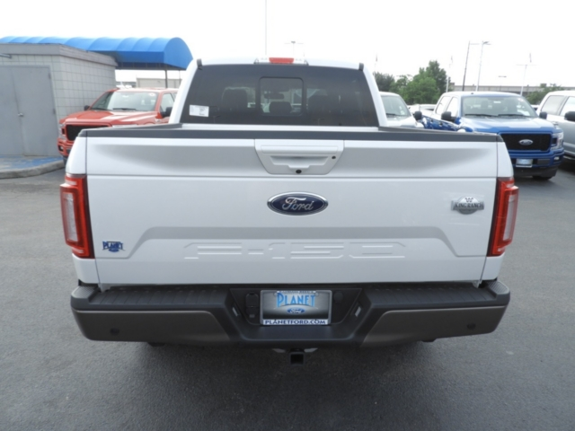 2018 F-150 SuperCrew Cab 4x4,  Pickup #J5480 - photo 5