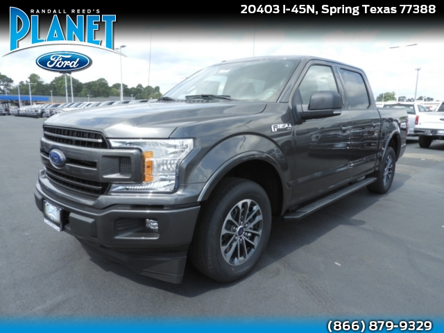 2018 F-150 SuperCrew Cab 4x2,  Pickup #J5487 - photo 1
