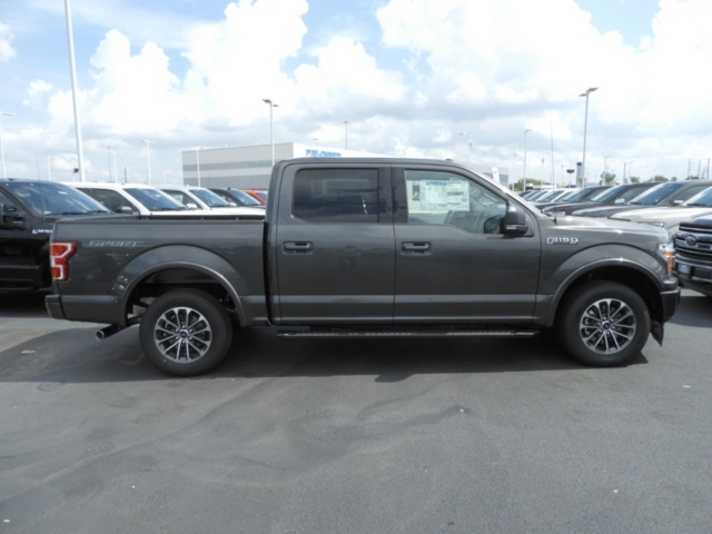 2018 F-150 SuperCrew Cab 4x2,  Pickup #J5487 - photo 4