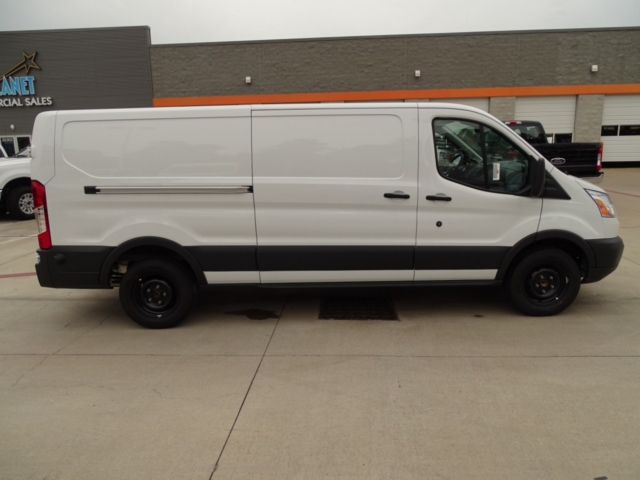 2018 Transit 150 Low Roof,  Empty Cargo Van #J5524 - photo 4
