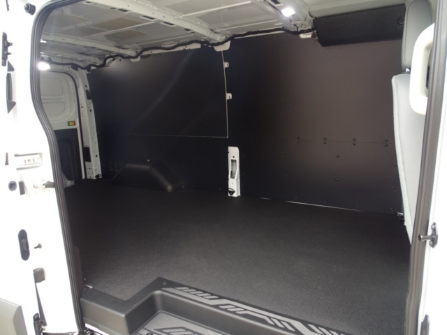 2018 Transit 150 Low Roof,  Empty Cargo Van #J5524 - photo 2