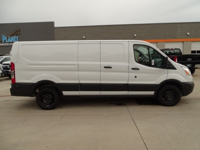 2018 Transit 250 Low Roof 4x2,  Empty Cargo Van #J5525 - photo 4