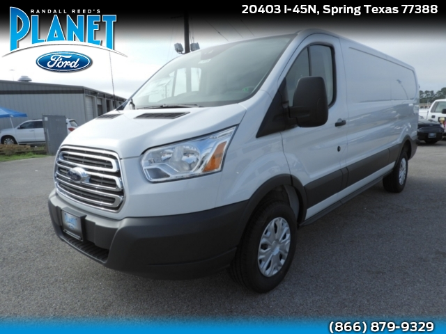 2018 Transit 250 Low Roof 4x2,  Empty Cargo Van #J5540 - photo 1