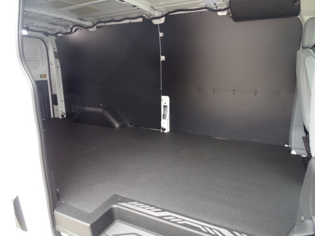 2018 Transit 250 Low Roof 4x2,  Empty Cargo Van #J5566 - photo 2