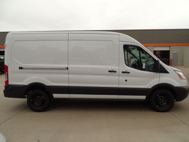 2018 Transit 250 Med Roof 4x2,  Empty Cargo Van #J5615 - photo 4