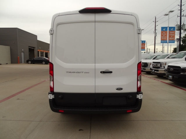 2018 Transit 250 Med Roof 4x2,  Empty Cargo Van #J5615 - photo 6