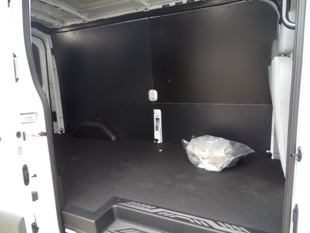 2018 Transit 250 Med Roof 4x2,  Empty Cargo Van #J5615 - photo 2