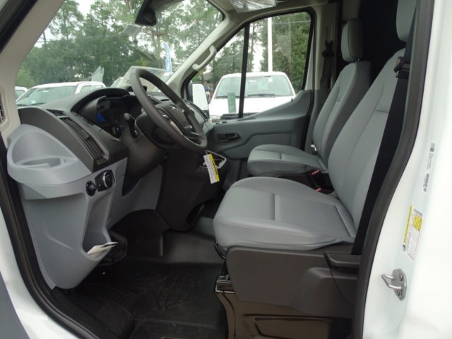 2018 Transit 250 Med Roof 4x2,  Empty Cargo Van #J5615 - photo 8