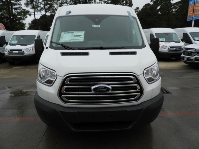 2018 Transit 250 Med Roof 4x2,  Empty Cargo Van #J5632 - photo 3