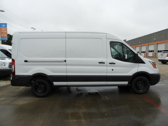 2018 Transit 250 Med Roof 4x2,  Empty Cargo Van #J5632 - photo 4