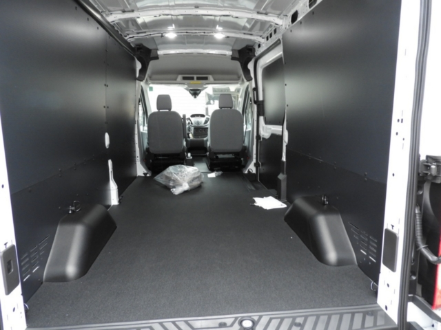 2018 Transit 250 Med Roof 4x2,  Empty Cargo Van #J5632 - photo 2