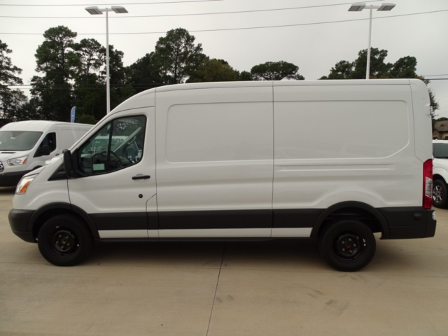 2018 Transit 250 Med Roof 4x2,  Empty Cargo Van #J5676 - photo 4