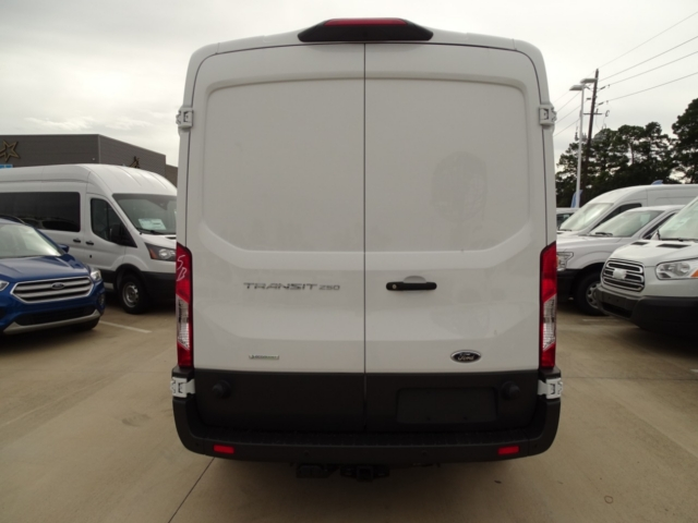 2018 Transit 250 Med Roof 4x2,  Empty Cargo Van #J5676 - photo 6