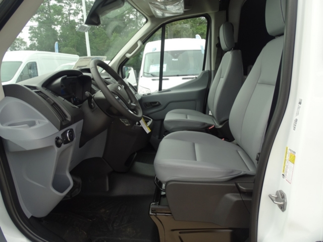 2018 Transit 250 Med Roof 4x2,  Empty Cargo Van #J5676 - photo 8
