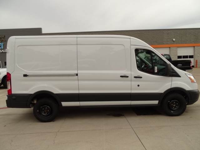 2018 Transit 250 Med Roof 4x2,  Empty Cargo Van #J5677 - photo 4