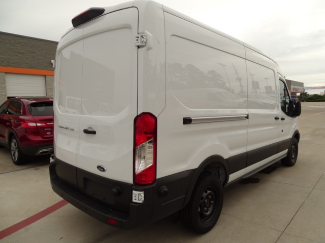 2018 Transit 250 Med Roof 4x2,  Empty Cargo Van #J5677 - photo 5