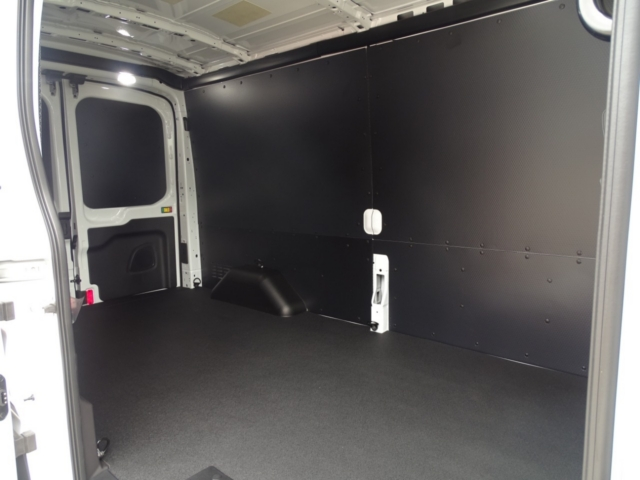 2018 Transit 250 Med Roof 4x2,  Empty Cargo Van #J5677 - photo 2