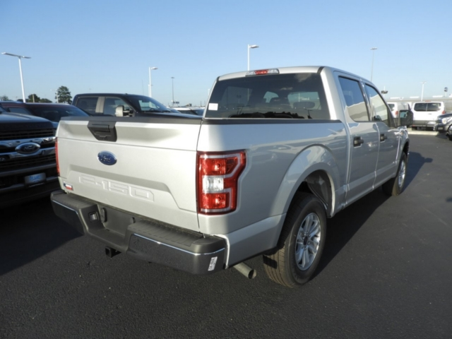 2018 F-150 SuperCrew Cab 4x2,  Pickup #J5785 - photo 2